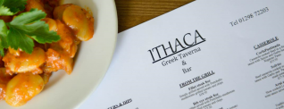ITHACA - Greek Taverna Header Photo
